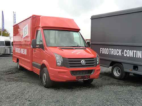 VW Foodtruck