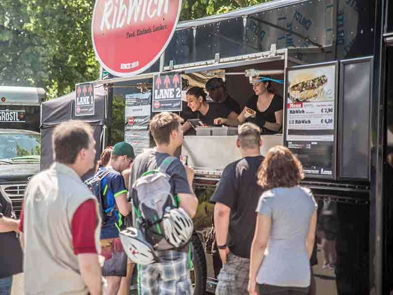 Foodtruck RoundUp Bamberg