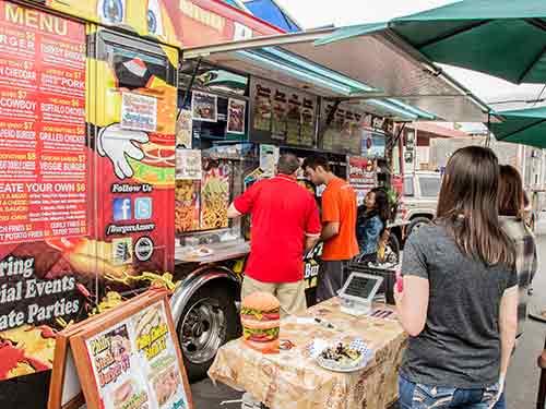 Foodtruck Burgers Amore aus Phoenix Arizona