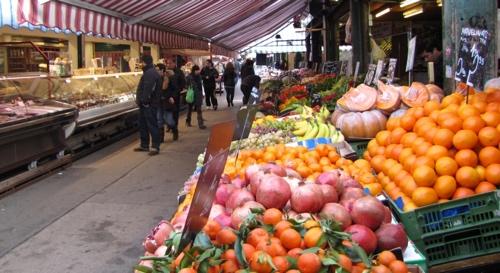 Impression Wien Naschmarkt