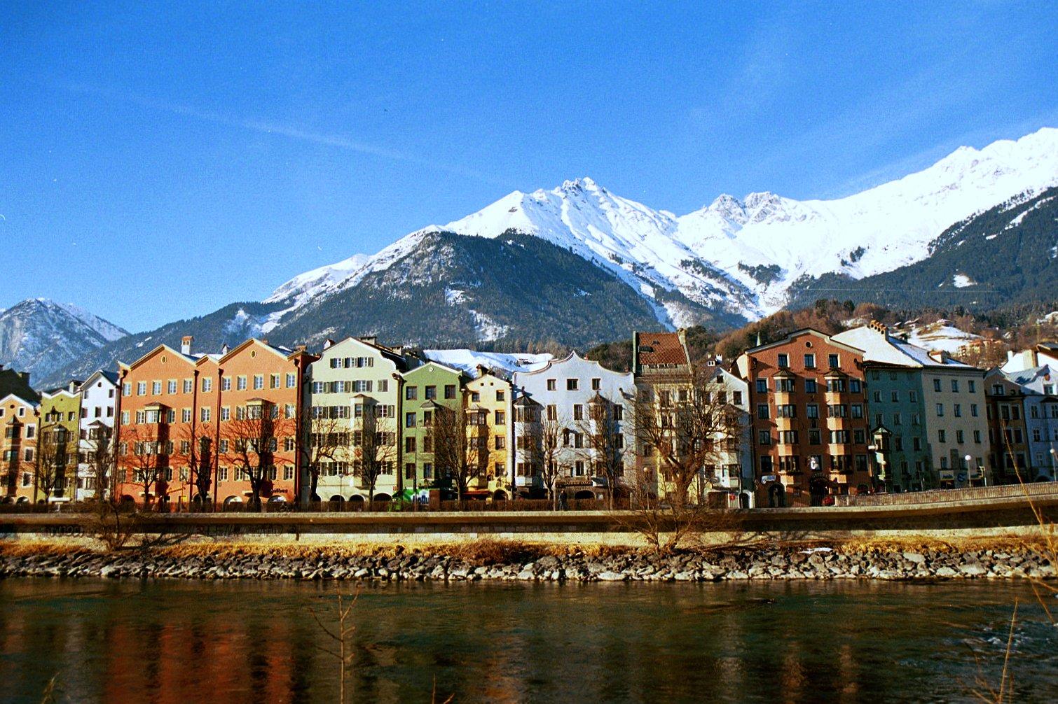 Häuser Innsbruck