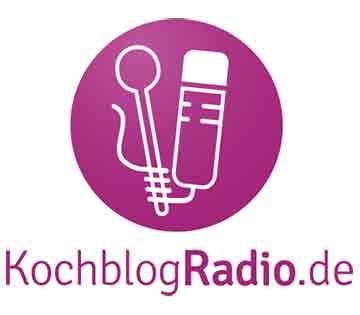 Logo Kochblogradio.de