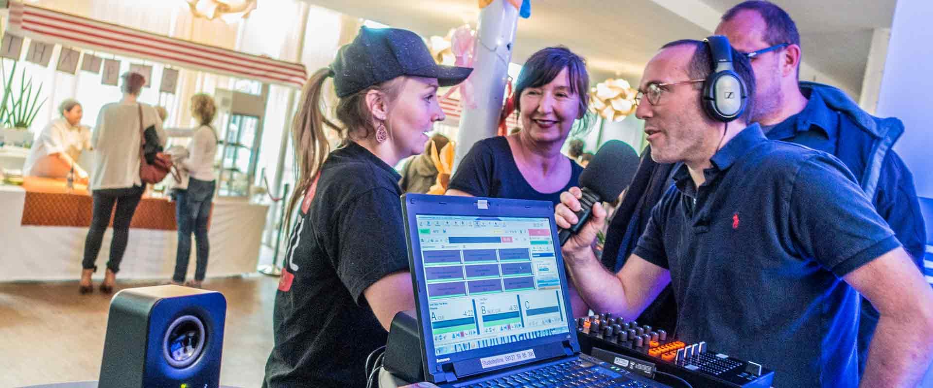 """KochblogRadio LIVE zusammen mit """"Nürnberg und so"""""""