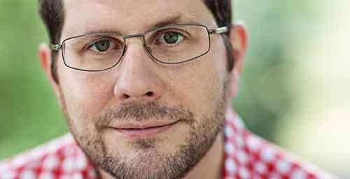 Portrait von Markus Wolf