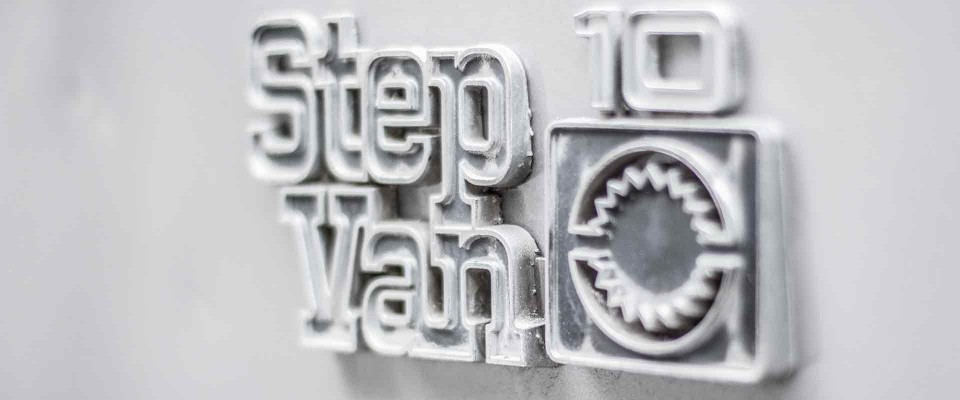 Chevrolet Step-Van Logo
